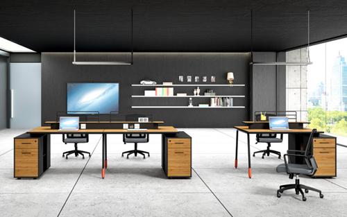 简约办公桌素涵系列-BH899HS