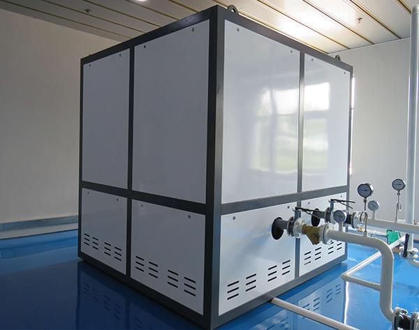 固体蓄热式供热机组