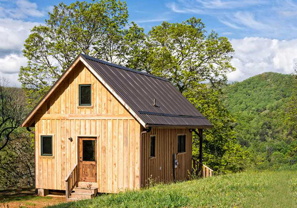 泉州防腐木小木屋