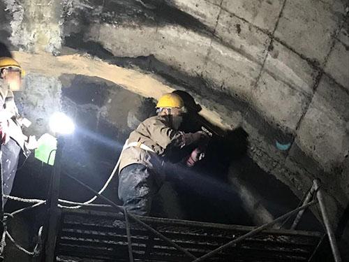 隧道防水维修