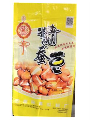 蚕豆编织袋