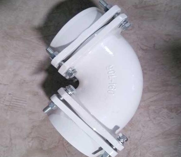 PSP鋼塑複合壓力管擴口卡壓