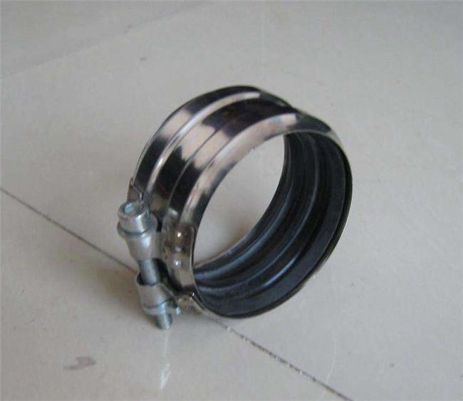 四川鑄鐵管不鏽鋼卡箍