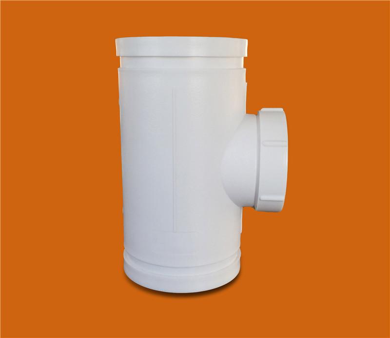 成都HDPE溝槽式排水管廠