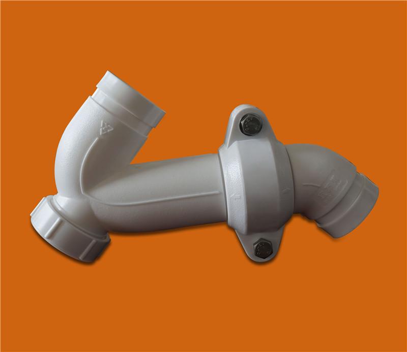 成都HDPE溝槽式排水管