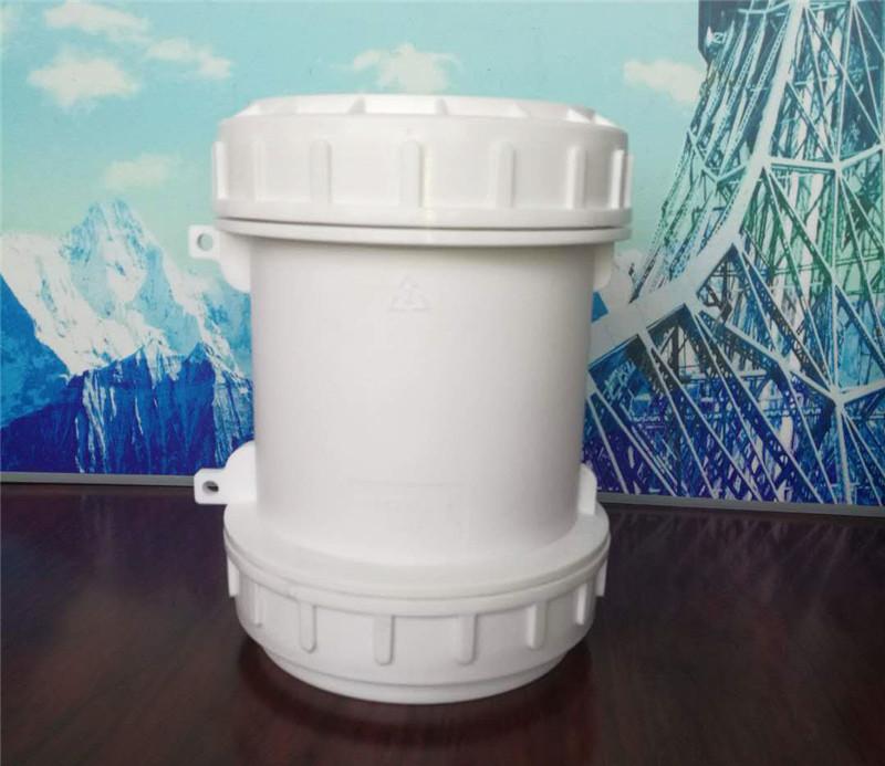 四川新興HDPE螺口承插連接靜音排水管批發