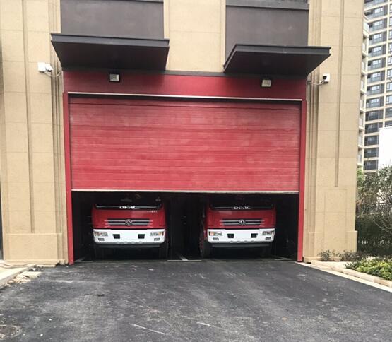 消防卷帘门