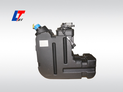 潍柴SCR催化消声器尾气后处理尿素箱612640130639