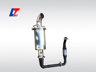 柴油机尾气净化装置颗粒捕集器DPF+DOC
