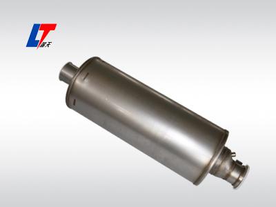 潍柴发动机陕汽解放SCR催化消声器尾气后处理