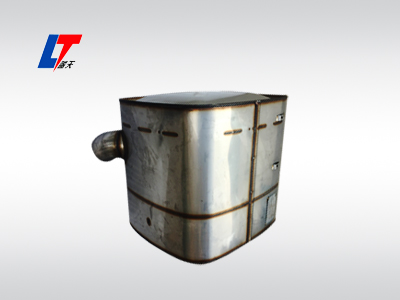 联合重卡发动机SCR催化消声器尾气后处理