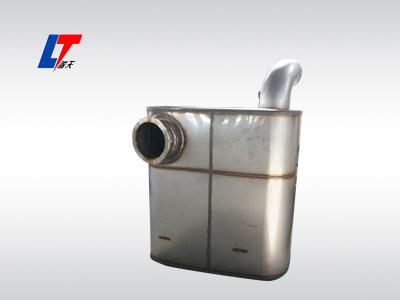 华菱发动机SCR催化消声器尾气后处理