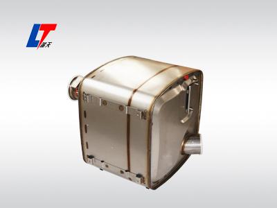 陕汽发动机SCR催化消声器尾气后处理