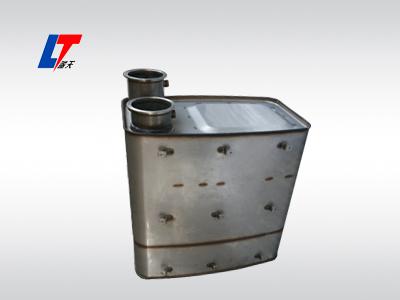 重汽发动机SCR催化消声器尾气后处理