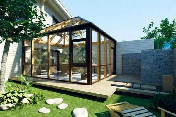 钢结构阳台