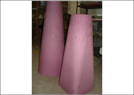 粉体设备内衬陶瓷