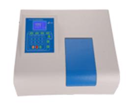 扫描型可见分光光度计