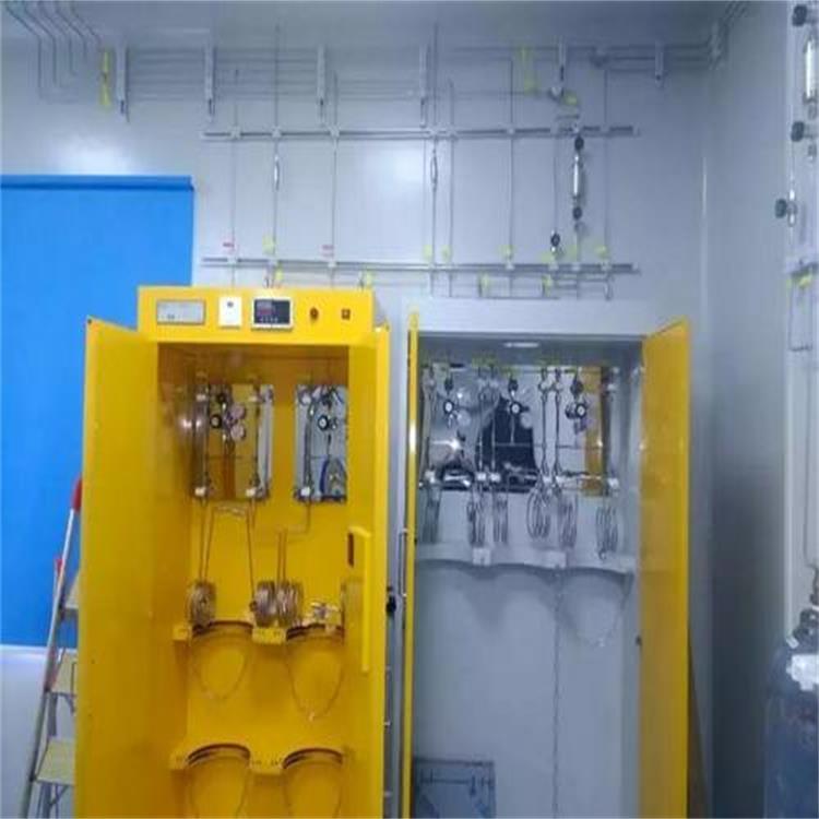潍坊实验室气路管路改造