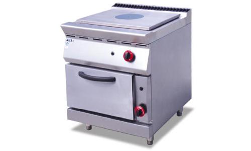 立式燃气法式热铁板炉