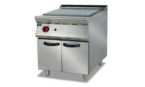燃气法式热铁板炉连柜座