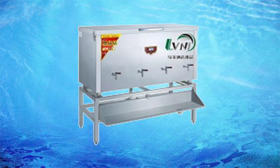 新疆卧式大型不锈钢开水器