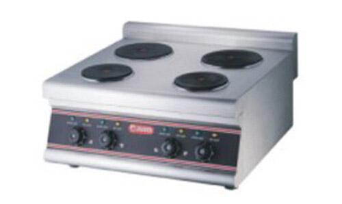 台式四头煮面炉