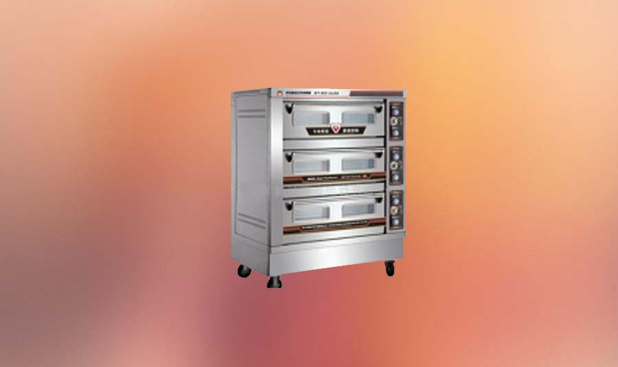 新疆三门电烤箱