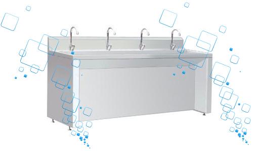 新疆豪华洗手池