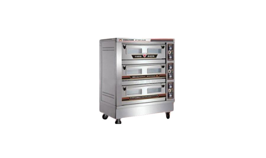 三门电烤箱