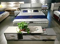 可拆洗布藝床