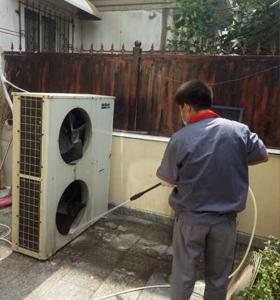 家庭中央空调清洗