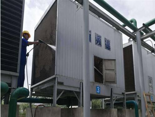 天津冷却水系统清洗