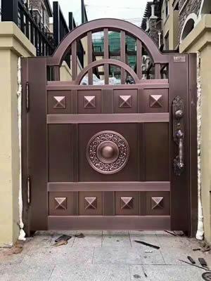 石家庄庭院门