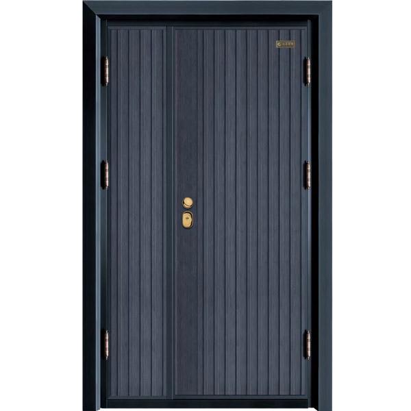 经典铸铝门