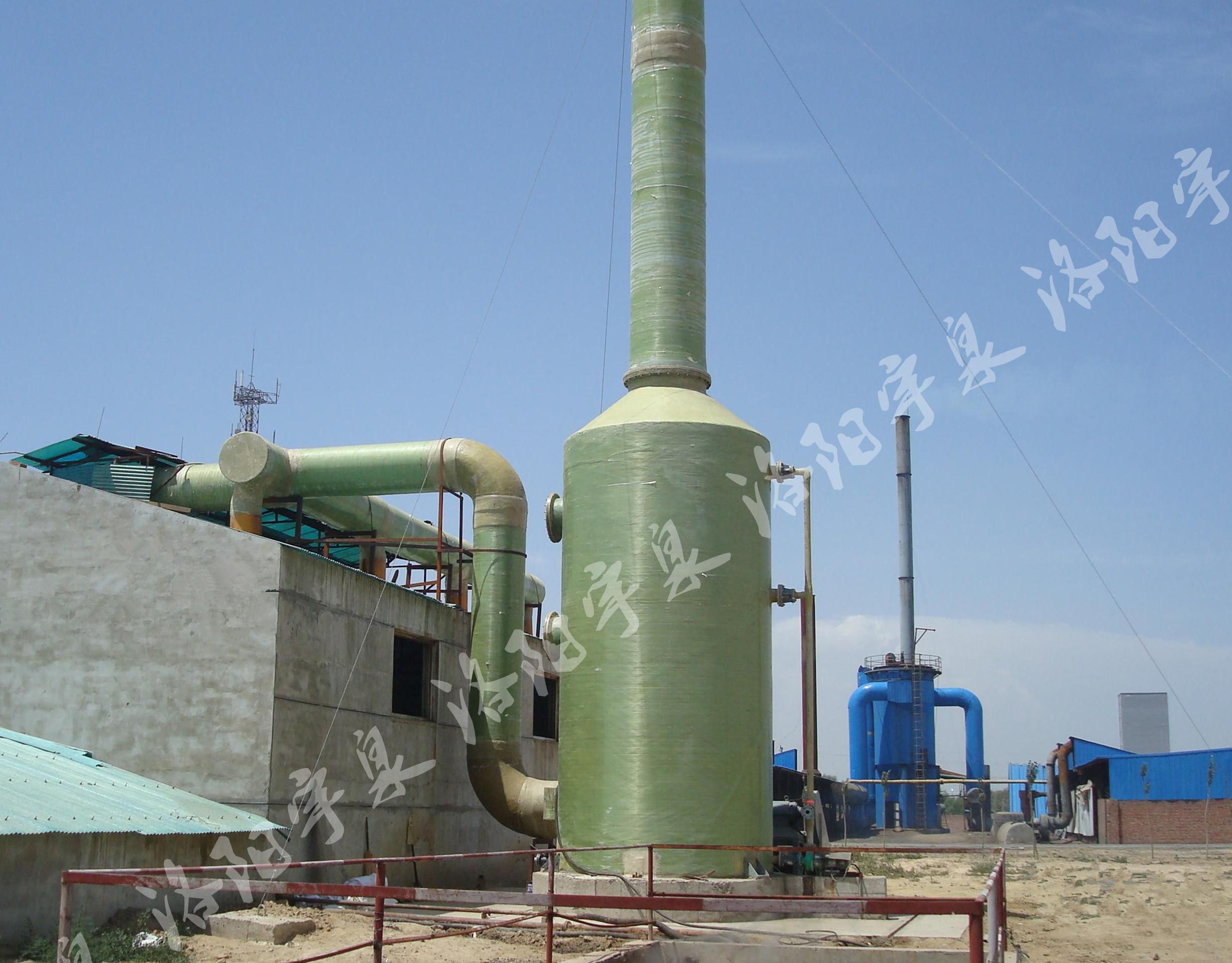 工业脱硫设备