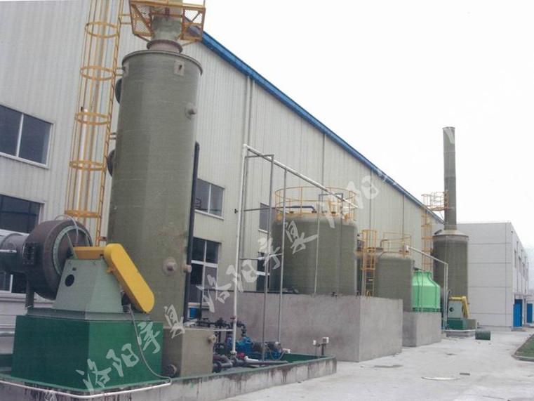 双碱法脱硫除尘设备