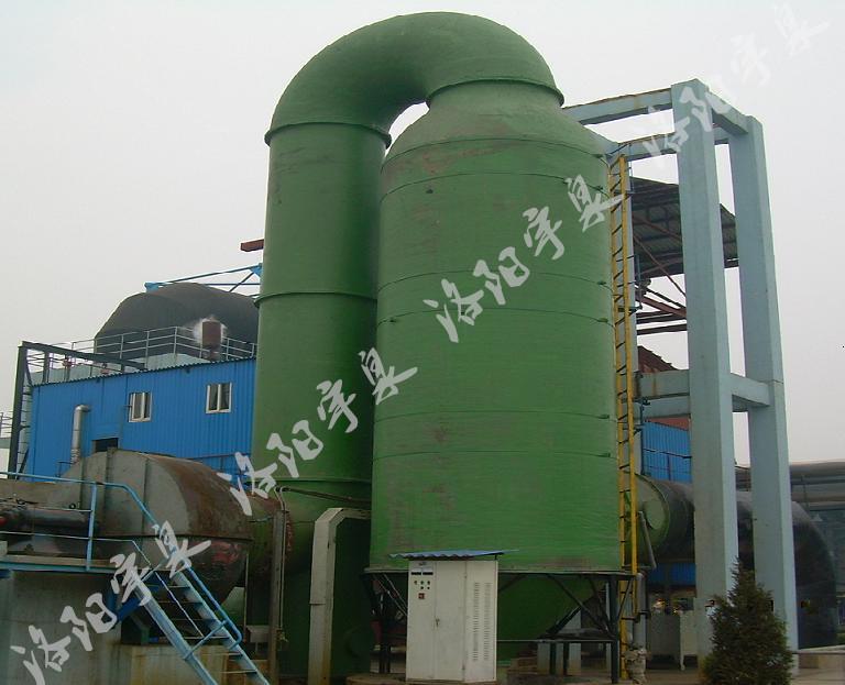 氨法脱硫除尘设备