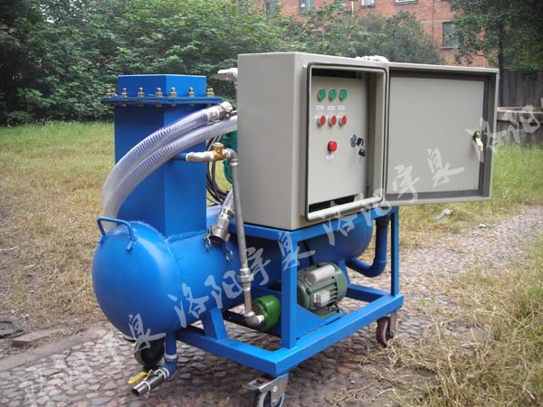 浮油回收机