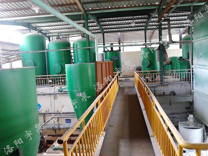 酸洗废水处理系统