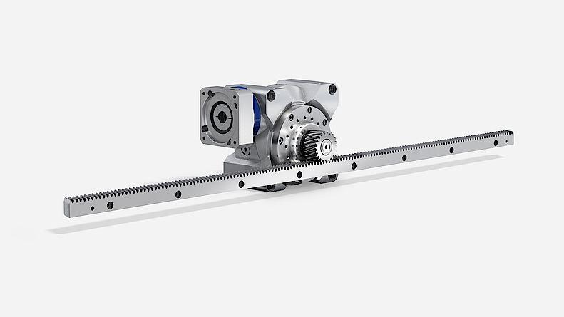 V-Drive Advanced 高端型蝸輪蝸杆齒輪箱