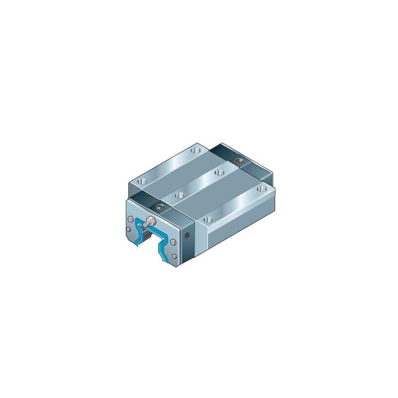 力士樂滾柱高剛性重載荷導軌導向係統