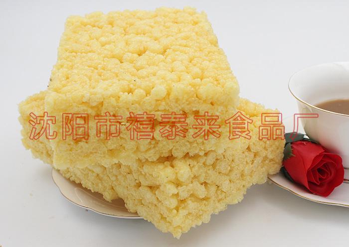 蜂蜜黃米條