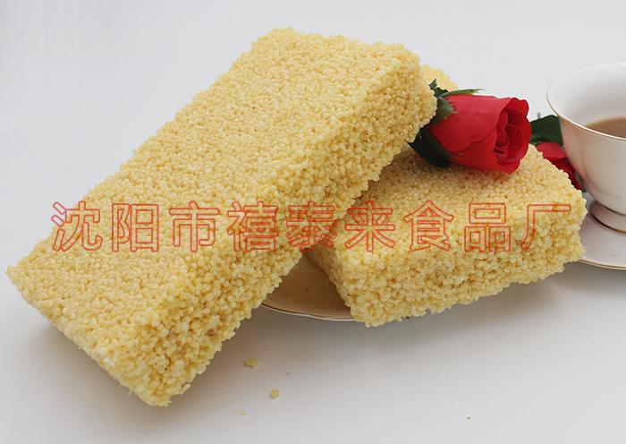 黃小米花糖