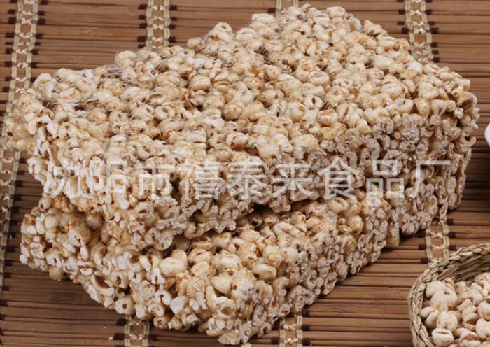 沈阳燕麦米花糖