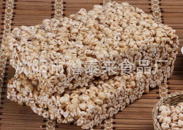 燕麦米花糖