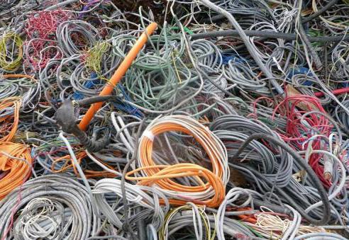 成都周边电缆回收