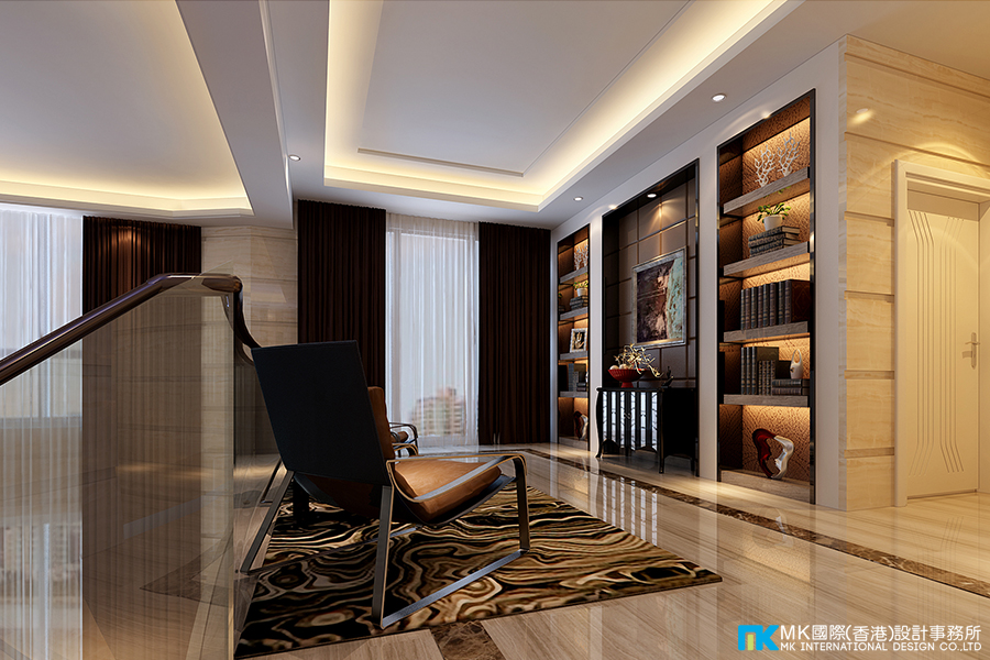 集美高端设计,豪华别墅样板房,厦门纯设计