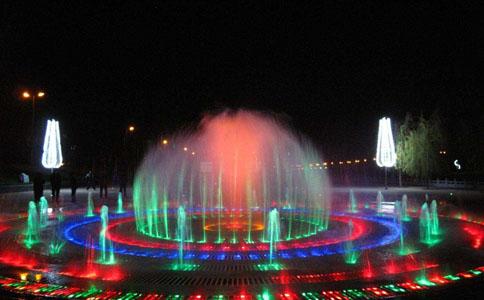 水式喷泉配件