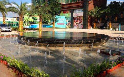 水式喷泉设备