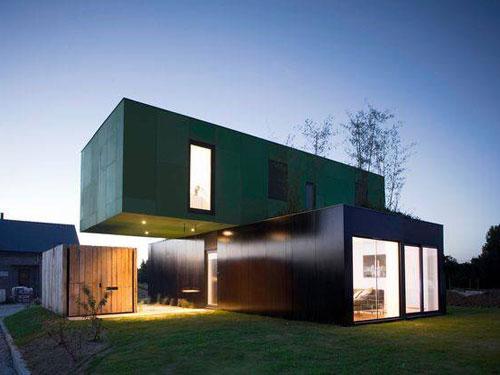 集装箱住宅
